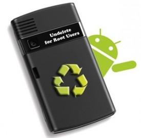 Recupero dei file su smartphone android