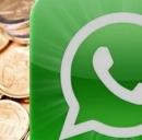 Whatsapp diventa a pagamento