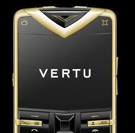Vertu, lo smartphone di lusso