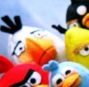 Gli uccelli arrabbiati di Angry Birds