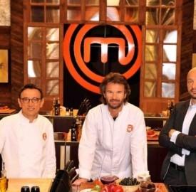 I tre impietosi giudici di MasterChef Italia.
