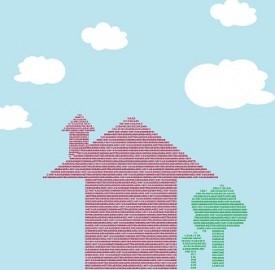 Mutui in calo per l'acquisto di una casa