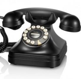 Telefono fisso sempre attuale