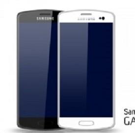 Logo della serie di telefonini Samsung Galaxy