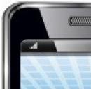 Particolare di uno smartphone