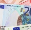 Banconote di euro, denaro contante