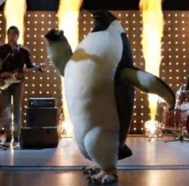 Vodafone, spot del pinguino sotto accusa