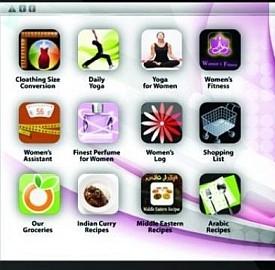 Epad Femme, il tablet  per le donne