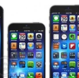 Ipotetico design iPhone 6, mini e maxi