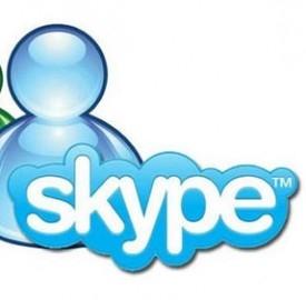 Dopo la fusione, è possibile accedere a Skype utilizzando i vecchi dati di Msn