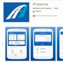 iPatente, app ufficiale Motorizzazione Civile