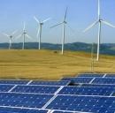 Impianti eolici e pannelli solari