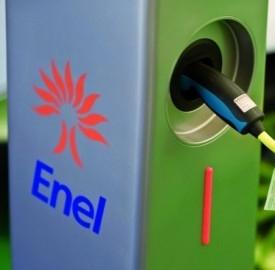 Enel, auto elettriche
