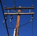 Energia elettrica, calano i consumi