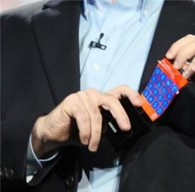 Smartphone della Samsung, sarà flessibile