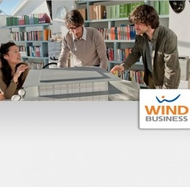 Wind Business All InclusiveRicaricabile, per piccole e medie aziende