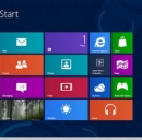 Interfaccia start di Windows 8