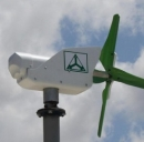 Un elemento degli impianti mini eolici