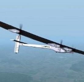 Solar Impulse HB SIA