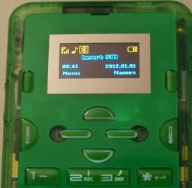Gongkai phone a 12 dollari