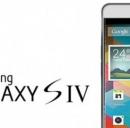 Samsung Galaxy s4 con Vodafone