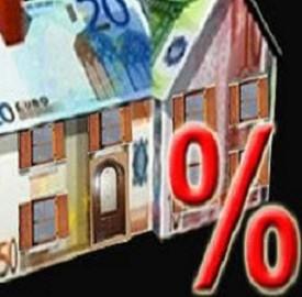 I mutui a tasso fisso sono più sicuri ma più cari dei variabili