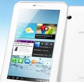 Il nuovo Galaxy Tab 3