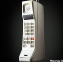 Il cellulare da cui partì 40 anni fa la prima telefonata