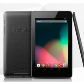 Google Nexus Tablet: in arrivo la seconda generazione?