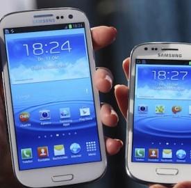 Le due versioni di Samsung Galaxy S4 a confronto