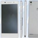 smartphone Huawei P6-UO6, più sottile di Oppo R908T?