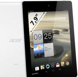 Nuovi tablet Acer