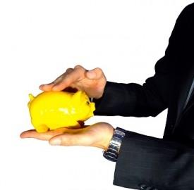 In calo i finanziamenti ai privati