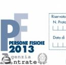 Proroga unico 2013