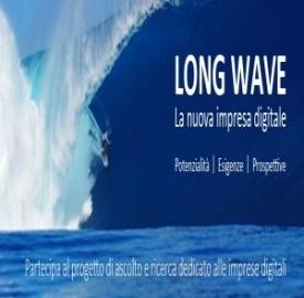 Long Wave, il convegno sull'impresa digitale