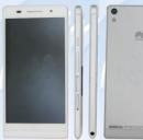 Huawei Ascend P6, lo smartphone più sottile