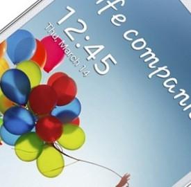 Samsung Galaxy S4, disponibile l'aggiornamento Vodafone