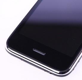 Sony Xperia E: buona qualità dei materiali della scocca