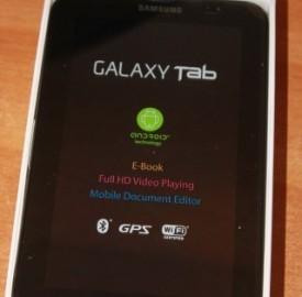 Samsung Galaxy tab 2 10.1 e Galaxy Note 10.1