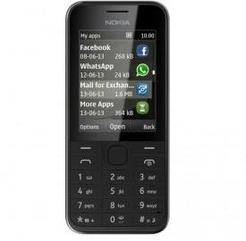 Nokia 208, il nuovo cellulare leggero e facile da usare