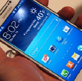Samsung Galaxy S5, uscita nel 2014