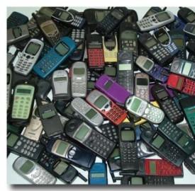 Cellulari a rischio..