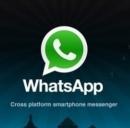 Canone annuo per WhatsApp su iPhone