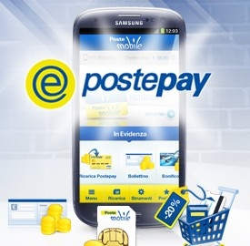 App PosteMobile, arriva la nuova versione