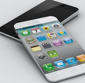 Schermo iPhone 5S e uscita