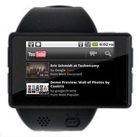 Lo smartwatch Androidly, prodotto da un'azienda fondata da studenti universitari