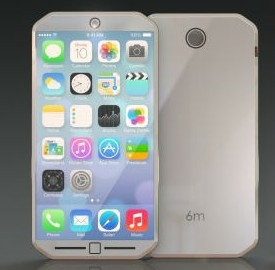 Concept e designdell'iPhone 6