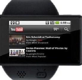 Lo smartwatch Androidly, progettato da quattro giovani studenti