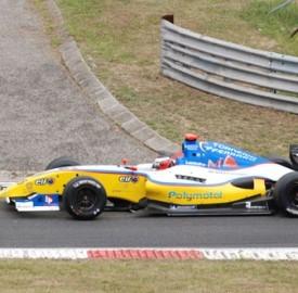 La Formula 1 corre al Nürburgring