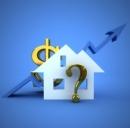 Mutui, il tasso d'interesse fisso sale e le richieste di finanziamento scendono